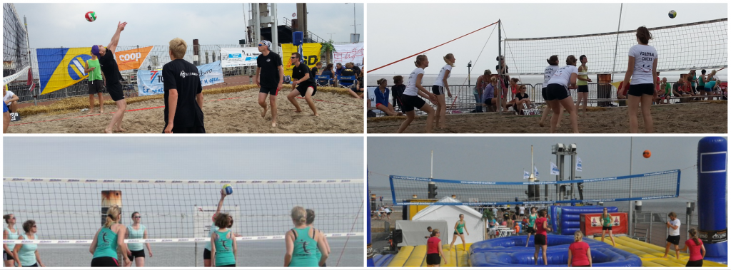 Beachvolley 2014 Holwerd