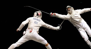 Olympics Day 4 - Fencing